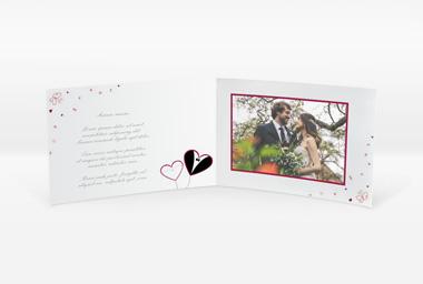 Hochzeitskarten Danke