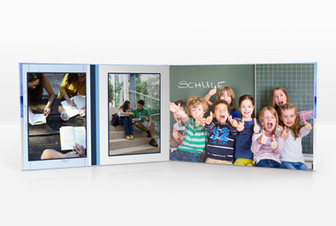 Fotobuch zum Schulschluss