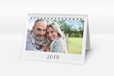 Tischkalender mit Foto