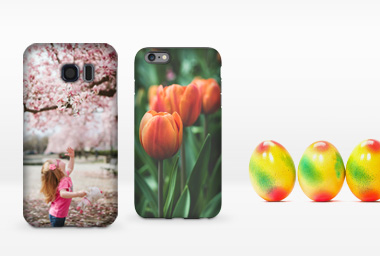 Individuelle iPhone Fotocover selbst gestalten