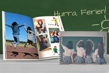Schulschluss-Aktion - ab in die Ferien!