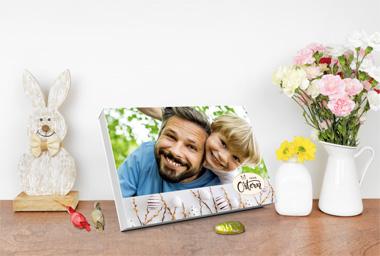 Individuelle Geschenkbox mit Foto