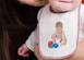 Babylätzchen mit Foto